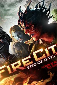 Fire City: End of Days (2015) Poster