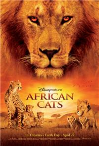 African Cats (2011) Poster