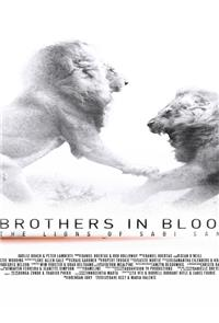 Brothers in Blood: The Lions of Sabi Sand (2015) Poster