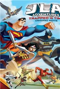 JLA Adventures: Trapped in Time (2014) Poster