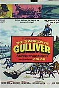 The 3 Worlds of Gulliver (1960) 1080p Poster