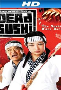 Dead Sushi (2012) 1080p Poster