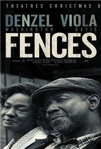 Fences (2016) Poster