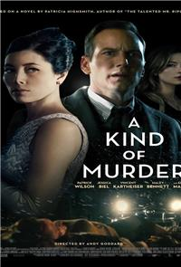 A Kind of Murder (2016) 1080p Poster