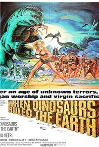 When Dinosaurs Ruled the Earth (1970) 1080p Poster