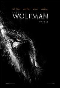 The Wolfman (2010) 1080p Poster