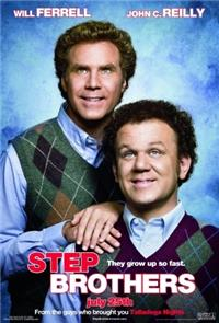 Step Brothers (2008) 1080p Poster