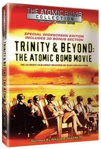 Trinity And Beyond: The Atomic Bomb Movie (1995) Poster