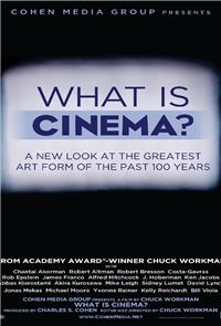 What is Cinema? (2013) 1080p Poster