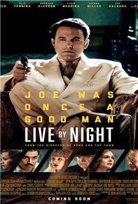 Live by Night (2016) 1080p Poster