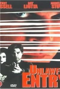 Unlawful Entry (1992) Poster