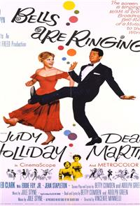 Bells Are Ringing (1960) Poster