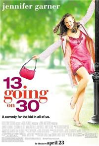 13 Going On 30 (2004) 1080p Poster