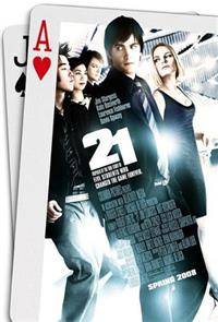 21 (2008) 1080p Poster