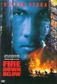 Fire Down Below (1997) poster