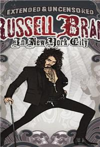 Russell Brand in New York City (2009) poster