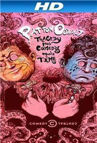 Patton Oswalt: Tragedy Plus Comedy Equals Time (2014) poster