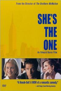 She's the One (1996) 1080p poster