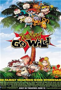 Rugrats Go Wild (2003) Poster