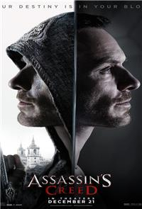 Assassin's Creed (2016) 3D Poster