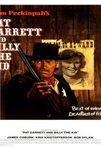 Pat Garrett & Billy the Kid (1973) poster