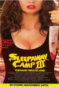 Sleepaway Camp III: Teenage Wasteland (1989) poster