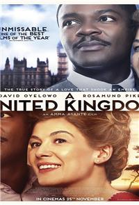 A United Kingdom (2016) 1080p poster