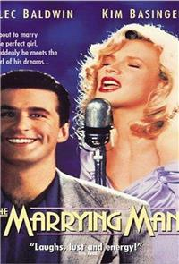 The Marrying Man (1991) 1080p poster
