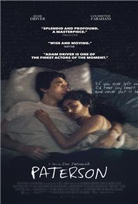 Paterson (2016) 1080p Poster