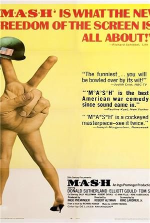 M*A*S*H (1970) Poster
