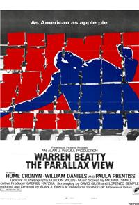 The Parallax View (1974) Poster