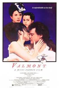 Valmont (1989) Poster