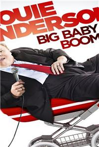 Louie Anderson: Big Baby Boomer (2012) Poster