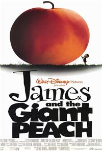 James and the Giant Peach (1996) 1080p Poster