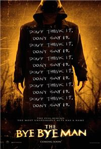 The Bye Bye Man (2017) 1080p Poster