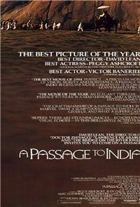 A Passage to India (1984) Poster