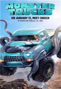 Monster Trucks (2016) 1080p Poster