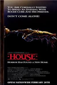 House (1986) 1080p Poster