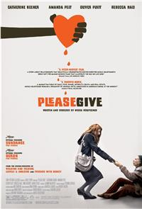 Please Give (2010) 1080p Poster