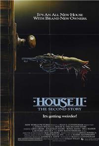 House 2: The Second Story (1987) 1080p Poster