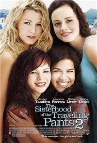 The Sisterhood of the Traveling Pants 2 (2008) 1080p Poster