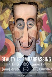 Beauty Is Embarrassing (2012) Poster