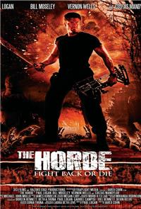 The Horde (2016) 1080p Poster