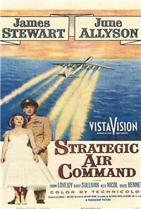 Strategic Air Command (1955) 1080p Poster