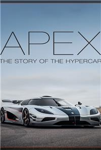 Apex: The Story of the Hypercar (2016) Poster