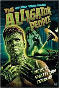 The Alligator People (1959) 1080p Poster