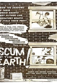 Scum of the Earth (1963) 1080p Poster