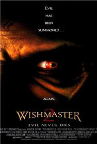 Wishmaster 2: Evil Never Dies (1999) 1080p Poster