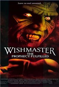 Wishmaster 4: The Prophecy Fulfilled (2002) 1080p Poster