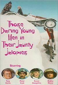 Those Daring Young Men in Their Jaunty Jalopies (1969) 1080p Poster